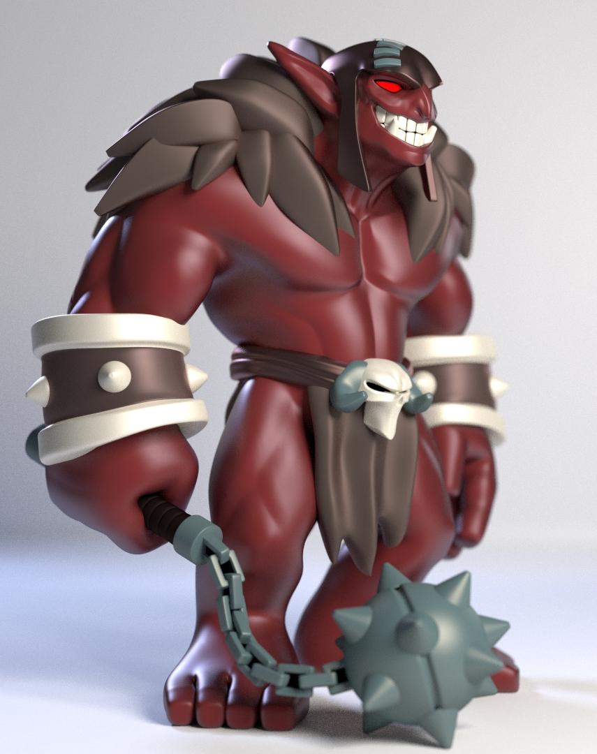 Troll Sauvage