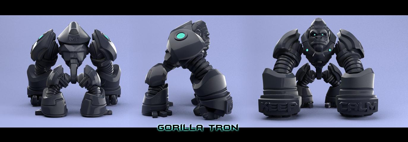 Gorilla-Tron